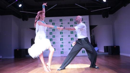 Конкурс танцев евгения папунаишвили